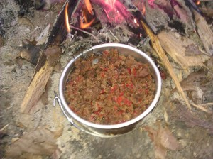 Making Your Own Camping Meals