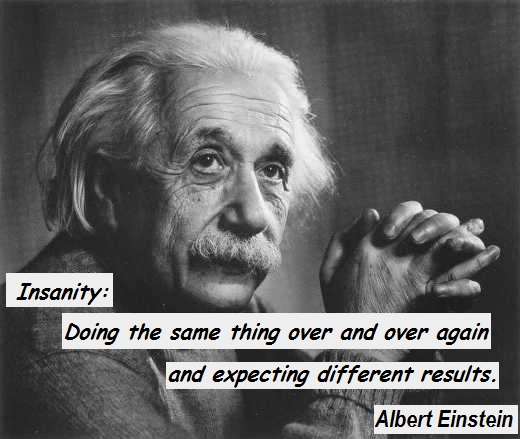 Einstein Quotes: The Importance Of Training
