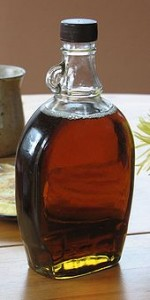 Maple Syrup Paleo food for storage