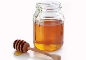Honey  Paleo food for storage