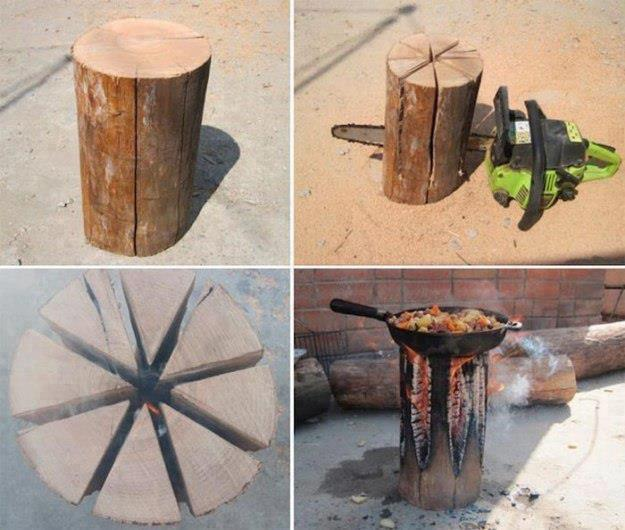 Log Cooking