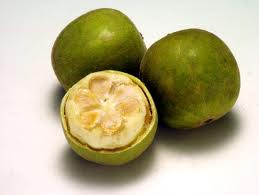 Inside a Monk Fruit