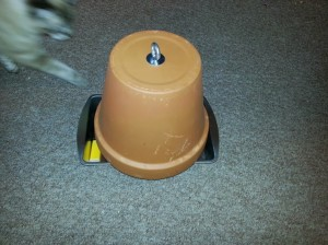 Ceramic Pot Heater