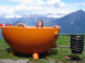 Off Grid Hot Tub Off Grid Alternatives