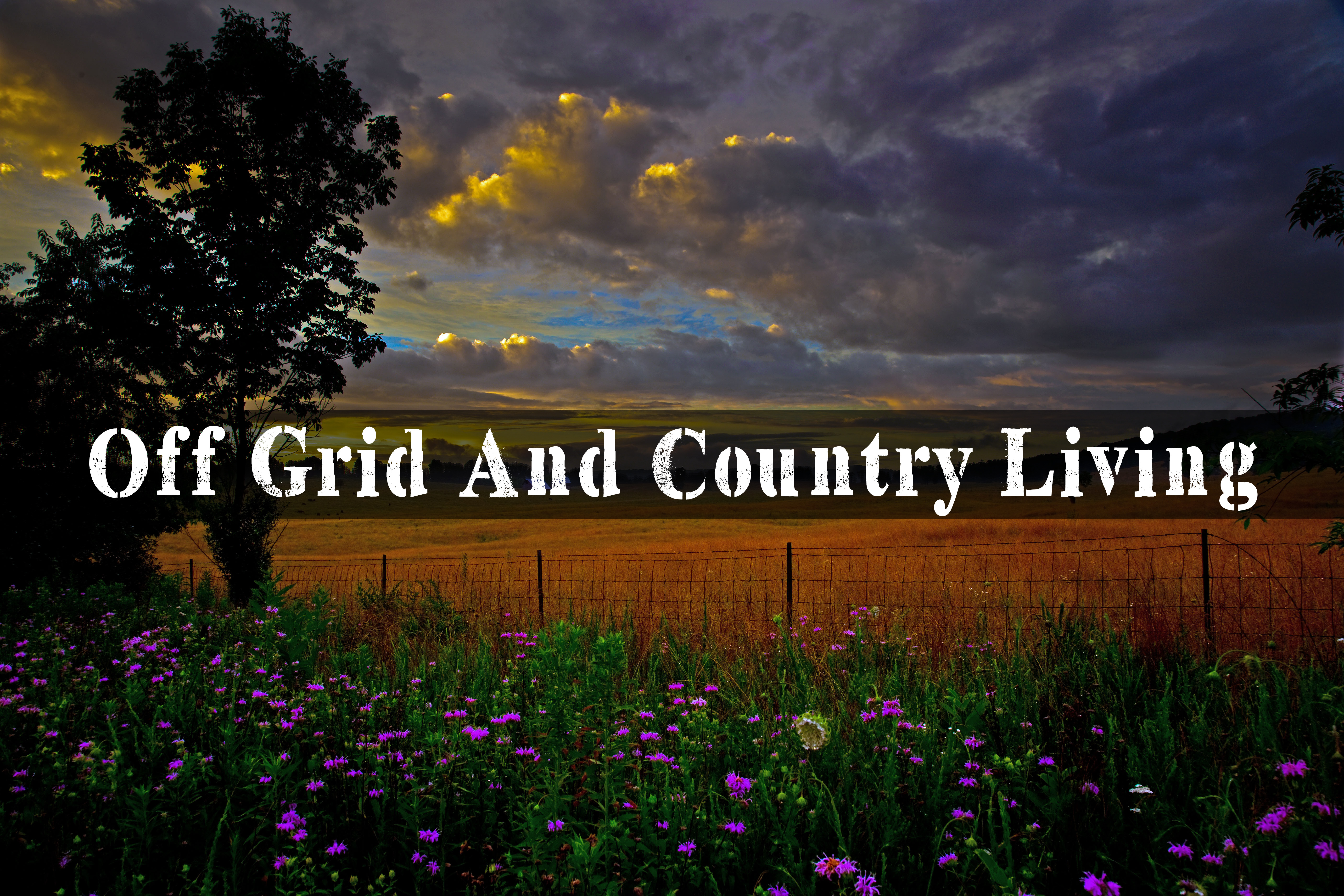 Feens Country Living : Off Grid And Country Living  episode 177
